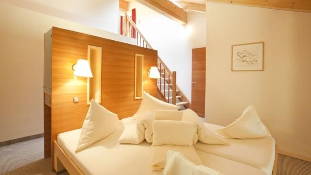 Wohnkultur 90 m² - Schlafzimmer