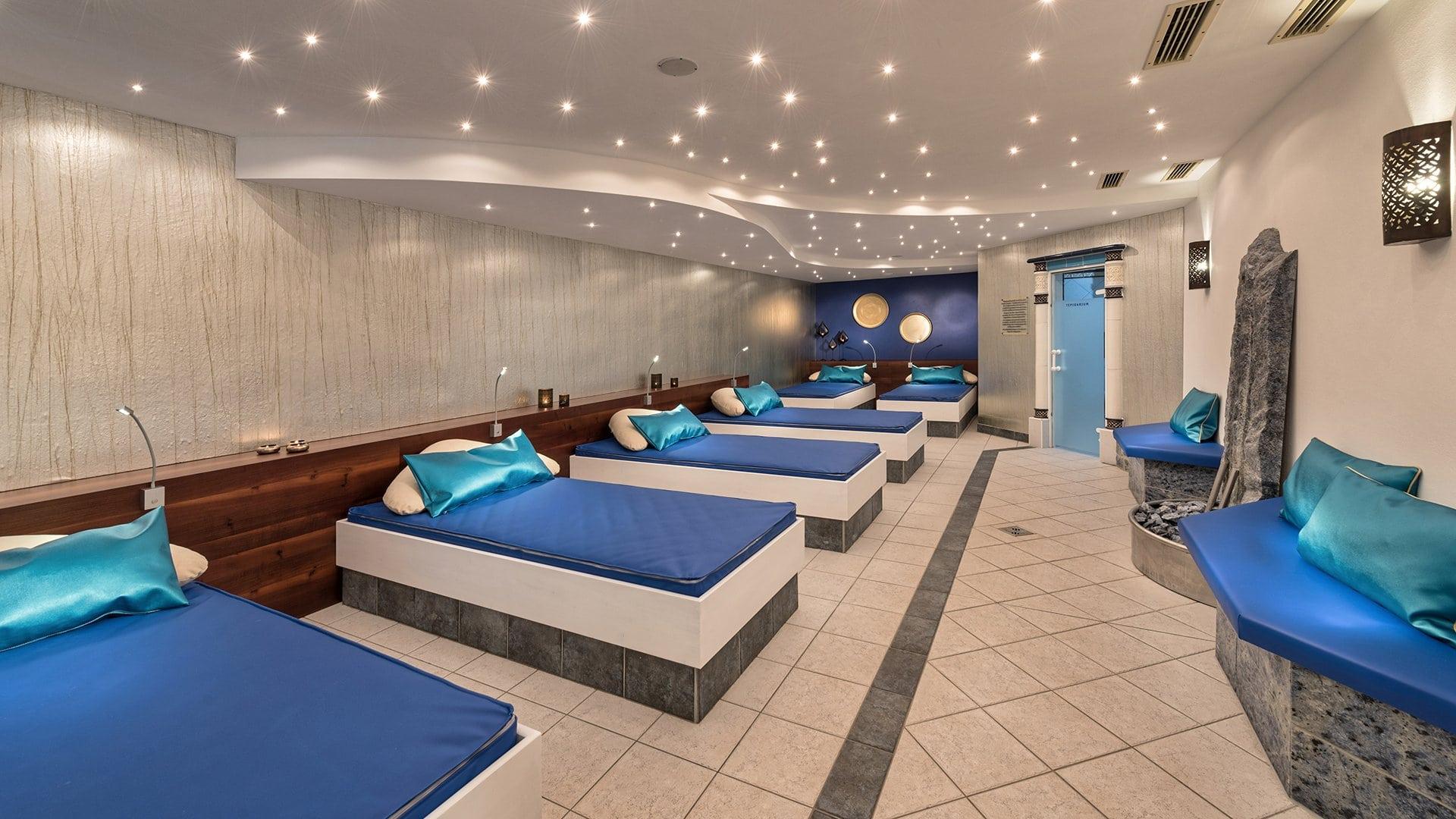 Spa & Vital › Sauna & Relax › Hotel Andy Jerzens