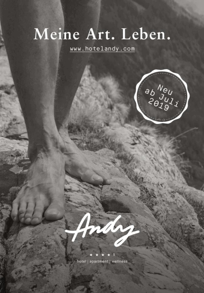 andy prospekt 2019 titel