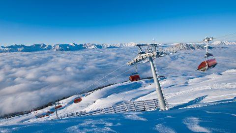 Skigebiete im Pitztal