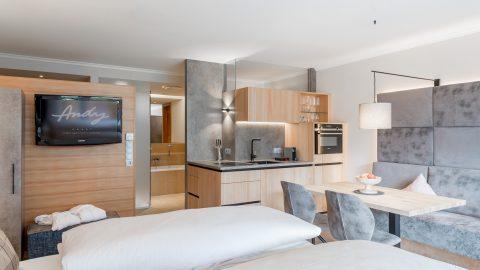 apartment 40 m²