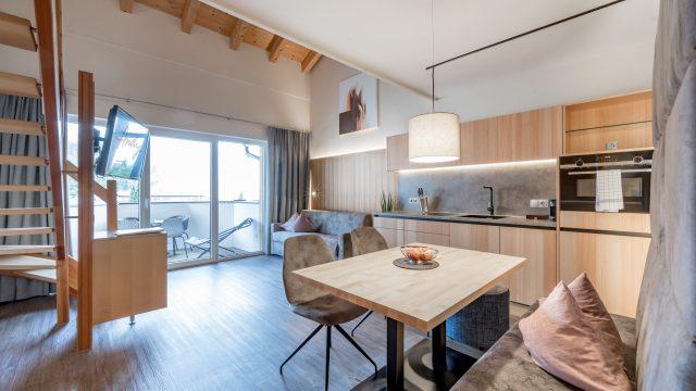Apartment 60-65 m²
