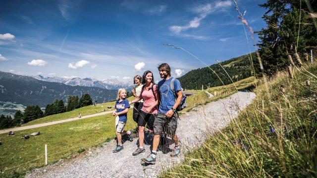 'Familienurlaub Sommer